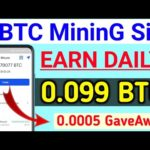 2 New Bitcoin Mining site | new Earning Site 2020 || free Bitcoin Miner