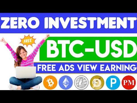 Make Money Online 2020 | earn free bitcoin |  Work from home jobs 2020 | earn money online, Publishe