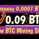 New Bitcoin Mining Site, Free Bitcoin Mining Site 2020, New BTC Mining Site 2020