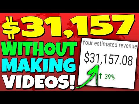 EARN $31,157 For FREE Without Making Videos (SECRET METHOD) Make Money Online