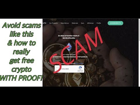 Avoid this Crypto Scam and learn how to Get FREE Crypto from Coinbase and Air Drops