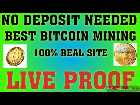 FREE BITCOIN MINING   New bitcoin mining website    best mining site 2020 Hindi urdu