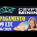 🔔CRYPTO-MINING🔊Prova de Pagamento 💲💲💲💲 Nova Mineradora de BITCOIN 🤑 LITECOIN 🤑 DASH 🤑 ETEHERIUM 🤑