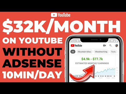 Make $32,000/Month On YouTube Without Filming - FULL TUTORIAL (Make Money Online)