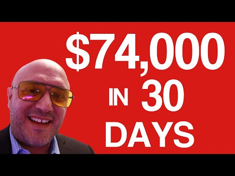 Make money online TODAY - $74,000 PROFIT In 30 Days with Easy1up and PROFITS PASSPORT