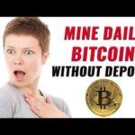 New Free Bitcoin Mining site 2020 To Earn Money || Mine 1 BTC Daily bitcoin