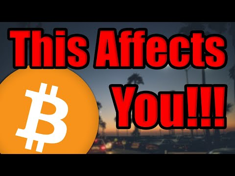Bitcoin Investors!! This Affects YOU! | The Best Bitcoin and Cryptocurrency News in the US in 2020