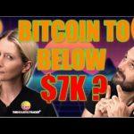 Bitcoin to Below $7K ? | All Latest Crypto / Blockchain News