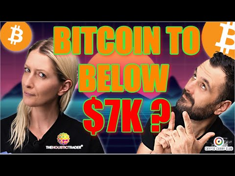 Bitcoin to Below $7K ?   All Latest Crypto / Blockchain News