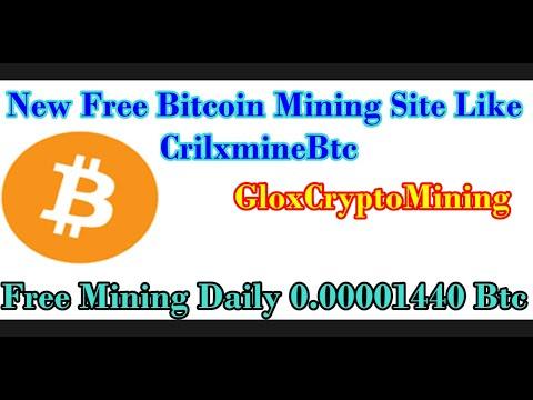 #Legit Bitcoin Mining Site GloxCryptoMining.com#GloxCryptoMining.com Full Review Scam or Legit