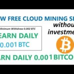 NEW BITCOIN MINING SITE without investment 2020