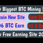 New Bitcoin Mining Site 2020 | New BTC Mining Site 2020 | New Mining sites 2020