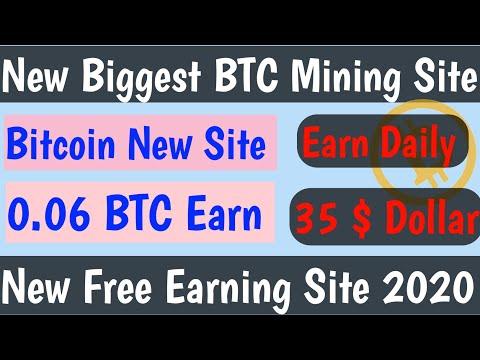 New Bitcoin Mining Site 2020 | New BTC Mining Site 2020 | New Mining sites 2020