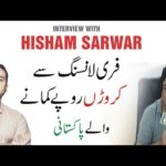 Interview With Hisham Sarwar || How To Make Money Online With FreeLancing