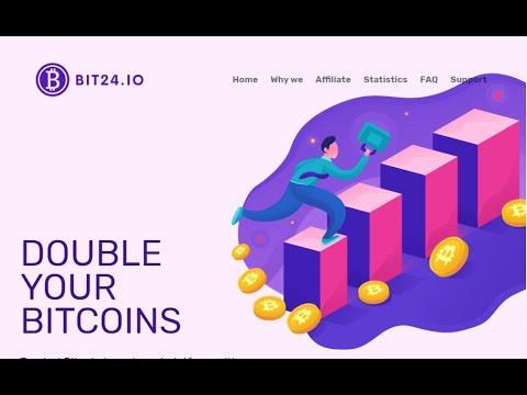 Bit24h.io New Doubler Bitcoin mining Sites Live Deposit 0.0031588BTC Trusted Sites 2020