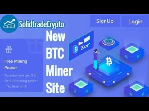 New Free Bitcoin Mining Investment 2020