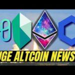 Ethereum 2.0 EXTREMELY BULLISH! Kyber Network KNC, Chainlink | Crypto News