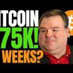 Bitcoin Price $75K 'Within Weeks'? Recovery Mimics 2013 700% Bull Run | BTC Will Shatter $520K