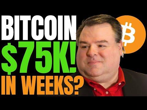 Bitcoin Price $75K 'Within Weeks'? Recovery Mimics 2013 700% Bull Run   BTC Will Shatter $520K