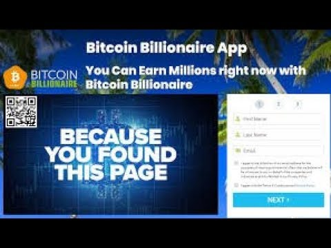 Bitcoin Billionaire LIVE Walkthrough - SCAM or LEGIT? Find Out In This Review 2020