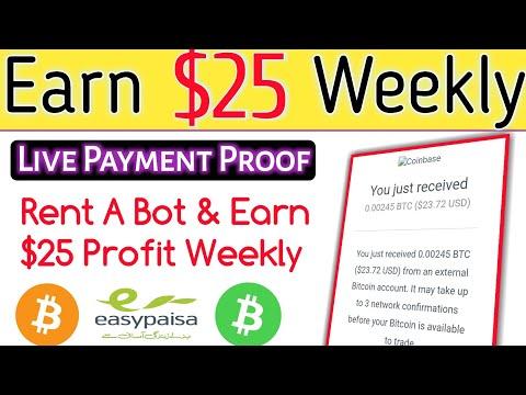 Earn $25 weekly   Live payment proof   Earn money online in Pakistan   2020