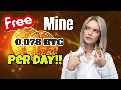 Free Bitcoin 2020 [Free Bitcoin Mining 2020 Website] Earn 0.078 BTC Per Day
