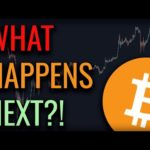 BITCOIN IS FINALLY BREAKING OUT! - WHAT HAPPENS NEXT FOR BITCOIN?