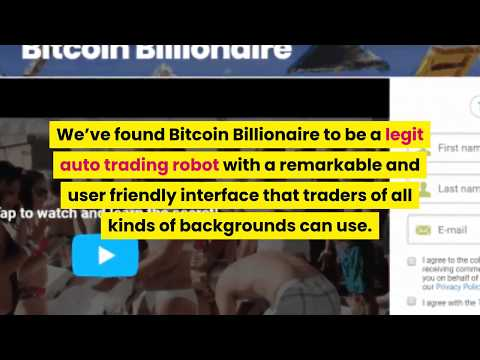 Bitcoin Billionaire Review, Is Bitcoin Billionaire a SCAM or LEGIT Trading App? UPDATED REVIEW 2020