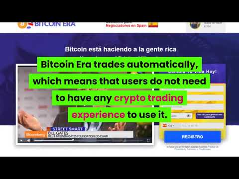 Bitcoin Era Review, Is Bitcoin Era a SCAM or LEGIT Trading App? UPDATED REVIEW 2020