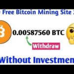 New Best Free Bitcoin Mining Site 2020 Earn 0 000500051 Btc Daily Without Investment