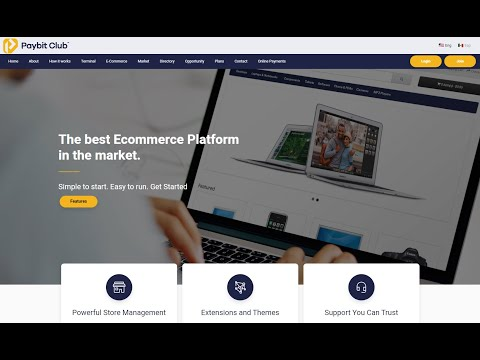 PayBitClub - Bitcoin Processor Merchant Review.