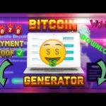 BITCOIN GENERATOR 🧨 Bitcoin adder 🧨 Money generator free 🔔 Working for MAC WINDOWS