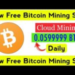 New Best Bitcoin  Cloud Mining Site  | Bitcoin Mining Without Investment  | Bitcoin Mining  Company