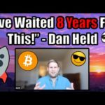 """""""Bitcoin Has NEVER Been Stronger In 2020. I've Waited 8 Years For This."""" - Bitcoin Expert Dan Held"""