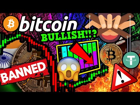 WOW!!! BITCOIN ALL TIME HIGH: REALIZED CAP!! INDIA BANS BTC INDEFINITELY!? USDT DEMAND LEGIT?