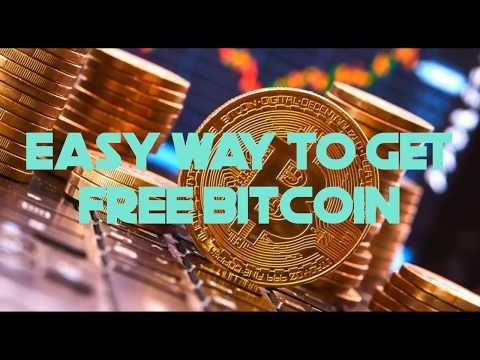 Get Free Bitcoin your Blockchain Wallet 2020
