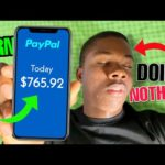 Get Paid $765.49 For Doing Nothing! (Make Money Online 2020)