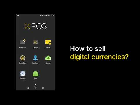 XPOS Merchant tutorial: How to top up crypto for XWallet and XPASS card users