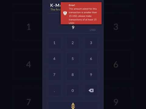 K-Merchant NOV 28 2019 updates