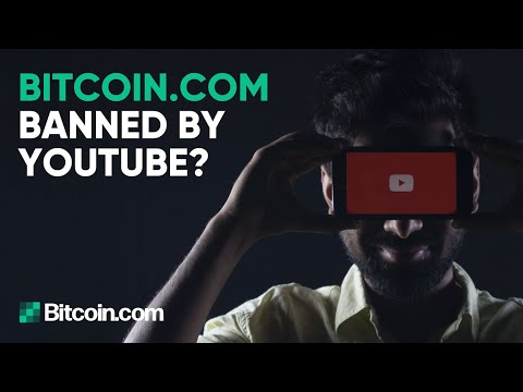 Youtube Ban & SpaceX Bitcoin Scams: The Bitcoin.com Weekly Update