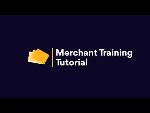 Yellow Card Merchant Training