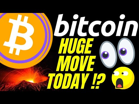 HUGE MOVE for BITCOIN LITECOIN and ETHEREUM TODAY?! Crypto price prediction, analysis, news, trading