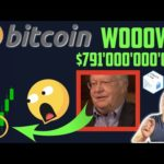 LEAKED!!!!! LEGENDARY BILLIONAIRE INVESTOR HOLDS 50%(!) IN BITCOIN WHILE BTC IS DUMPING! [chainlink]