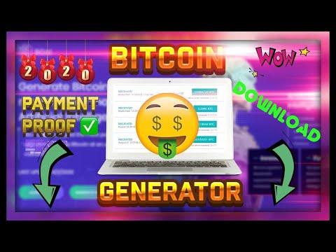 BITCOIN GENERATOR Bitcoin adder Money generator free Working for MAC WIN