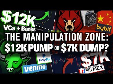 WARNING! Secret BITCOIN Manipulation to Begin!