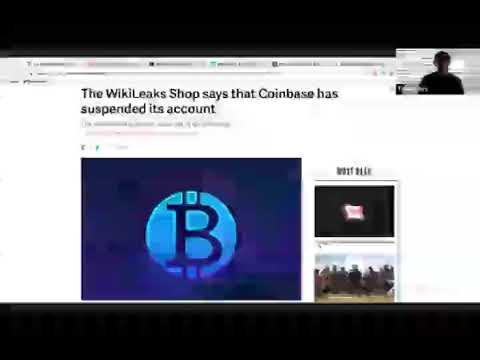 Bitcoin Brief - Coinbase vs Wikileaks, ERC20 Bugs, Binance Sued & MobileCoin Scam