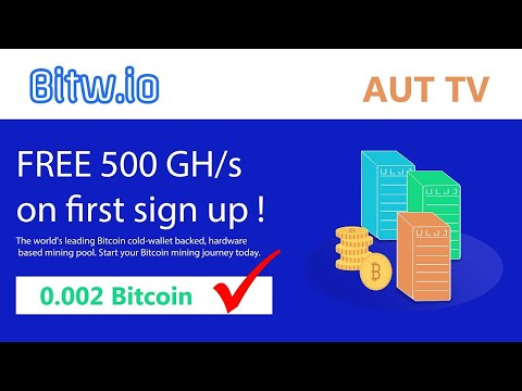 Bitw.io Scam/Legit Site Review.. New Bitcoin Mining Site 2020 #bitw #freebtc