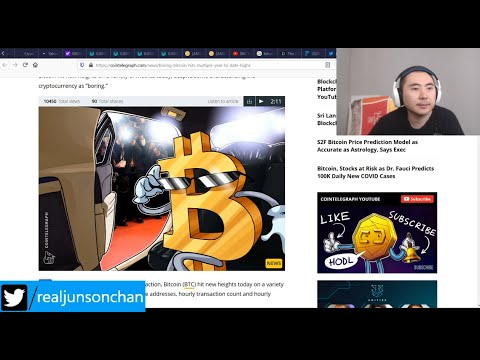 Bitcoin Clown World #454 - Markets Up A Lot As Jobs Numbers Improve Economy Recovers