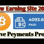 New Bitcoin Earning Site 2020 ! Daily Earn $30 + Live Peyments Proof Live 100 Dogecoin Giveaway