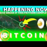 BITCOIN BREAKING NOW!! IF THIS FINAL PRICE BREAKS - WE WILL SEE MASSIVE PUMP!! ALTCOINS LEADING?!?